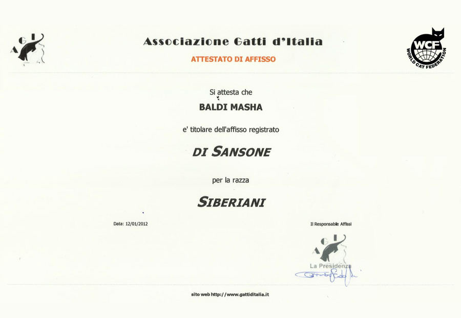 Associazione Gatti d'Italia